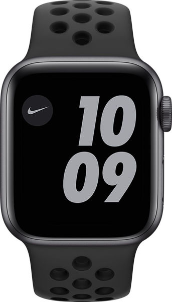 Picture of NIKE 6 GPS 40MM GRAY/BLACK
