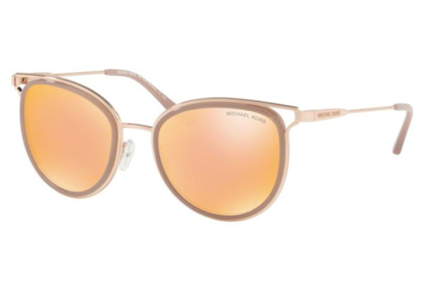 Picture of HAVANA ROSE GLD/MILKY SUNGLASS