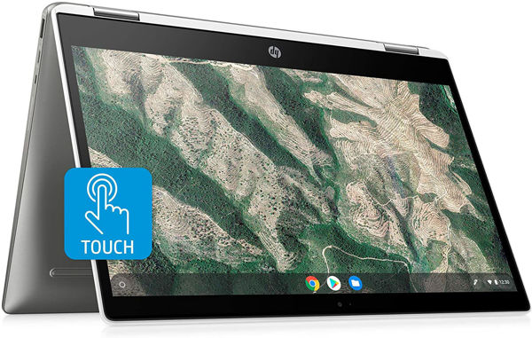 Picture of 14'' X360 CHROMEBOOK WHITE
