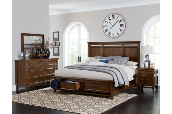 Picture of FRAZIER PARK KING BEDROOM GRP