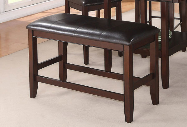 Picture of FULTON COUNTER HEIGHT BENCH