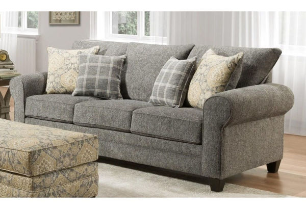 Picture of WATERSHED STORM SOFA MAYBERRY