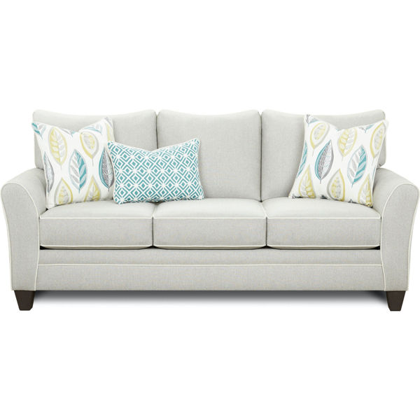 Picture of TNT NICKEL SOFA