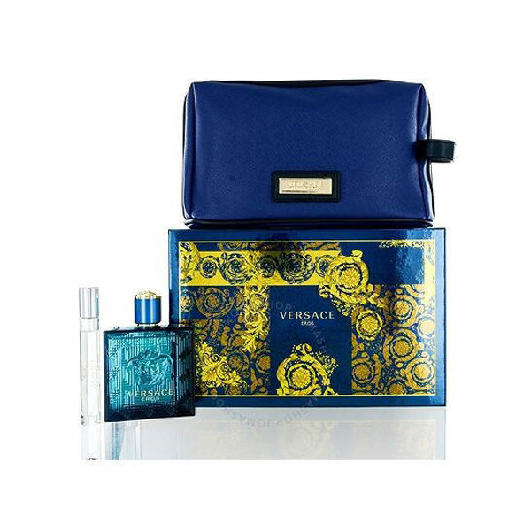 Picture of VERSACE EROS MENS 3PC GIFT BOX