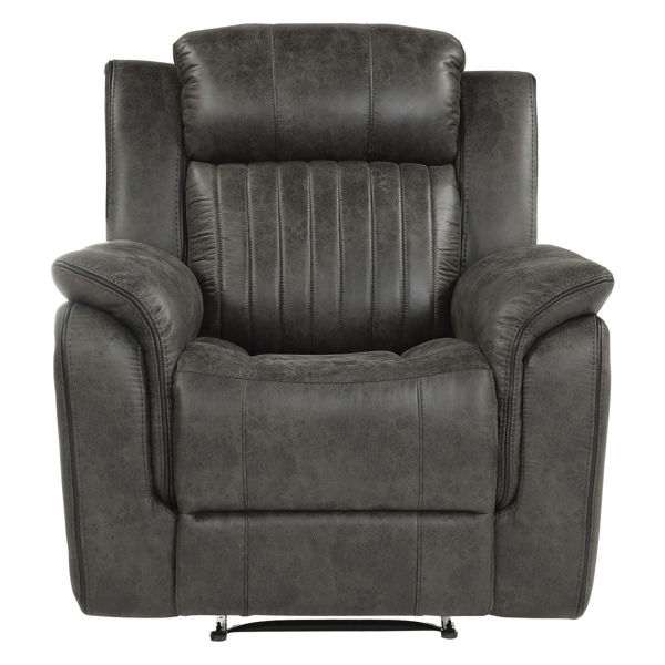 Picture of CENTEROAK GRAY RECLINER