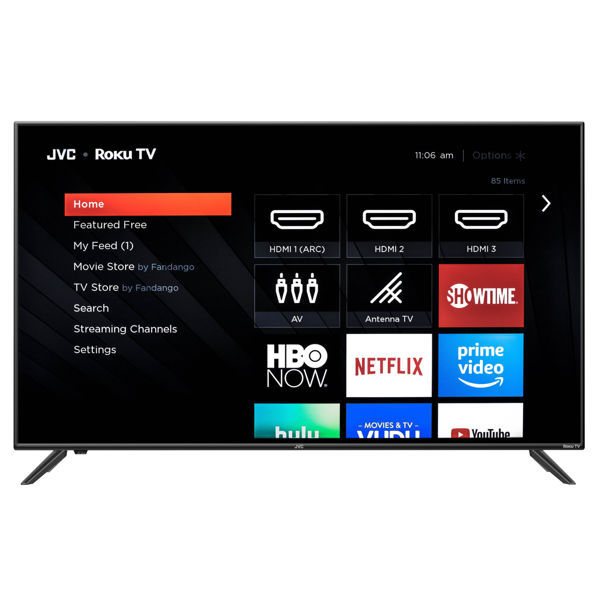 Picture of 55'' 4K SMART UHD + ROKU