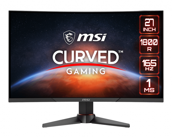 Picture of 1800 CURVED 27''GAMING MONITOR