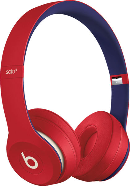 Picture of SOLO 3 HEADPHONES CLUB RED