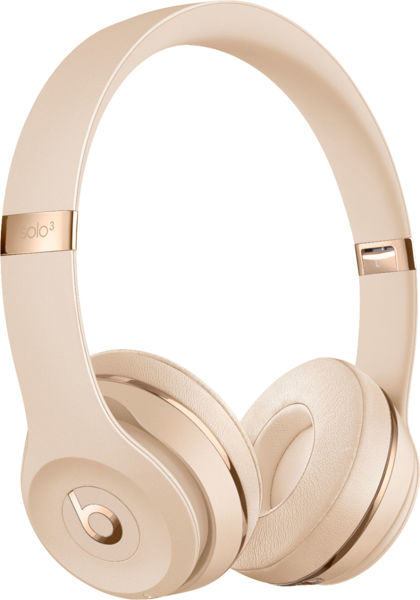 Picture of BEATS SOLO 3 SATIN GOLD