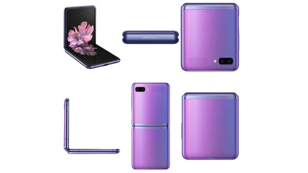 Picture of SAMSUNG FLIP PURPLE US MODEL