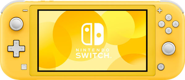 Picture of SWITCH LITE YELLOW