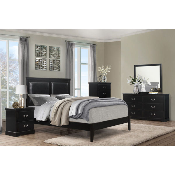 Picture of SEABRIGHT BLACK 6PC GROUP