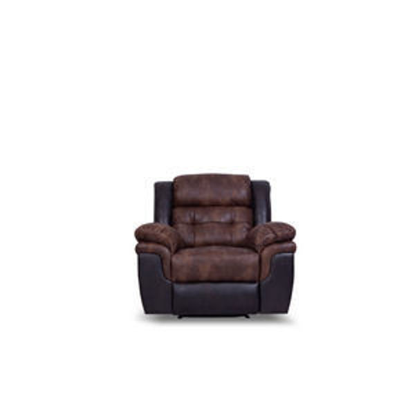 Picture of HORACE BR/BK BICAST RECLINER