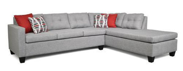 Picture of LUNA SECTIONAL OSCAR STERLING