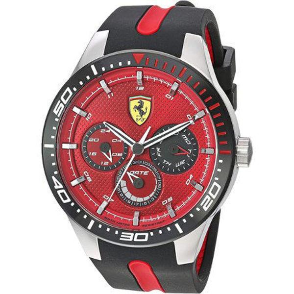 Picture of Ferrari Men's WATCH BLACK